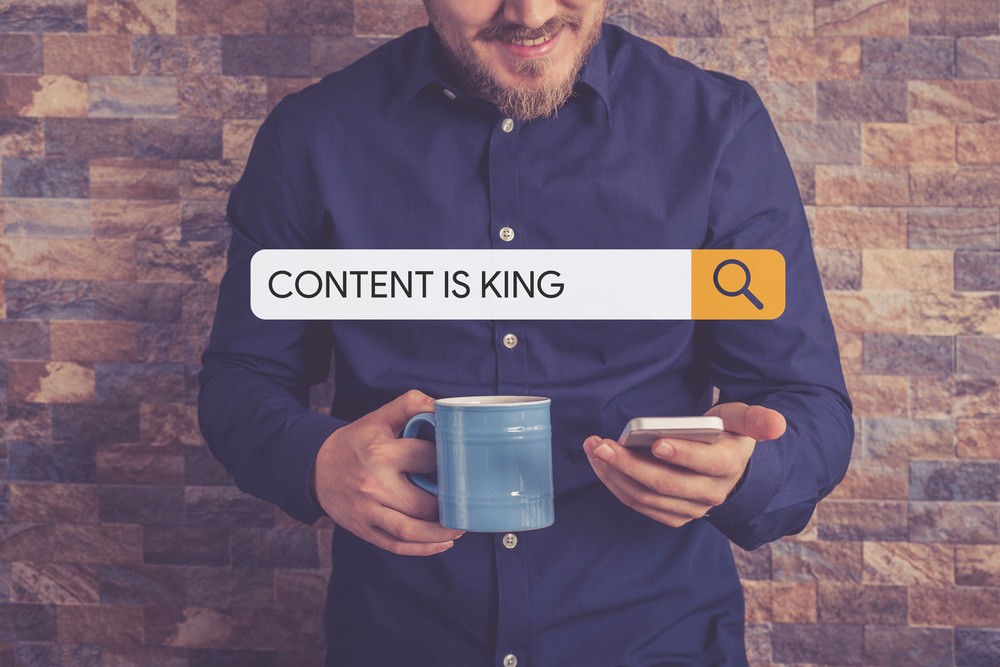 Publique conteúdo de alta qualidade