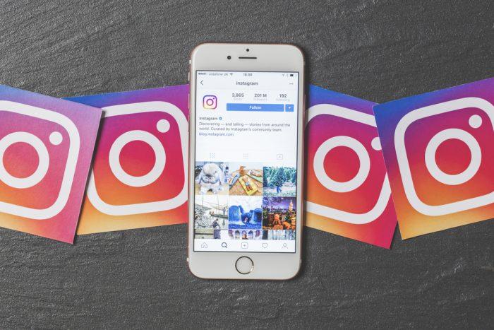 Onde posso divulgar meu trabalho? Instagram