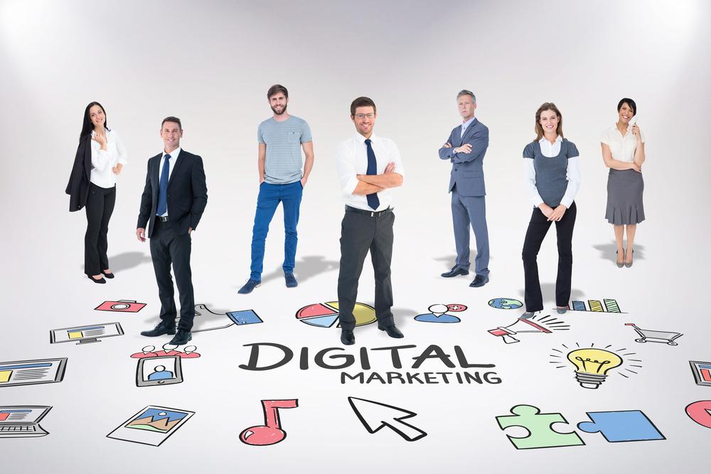 Profissionais que são referência no marketing digital