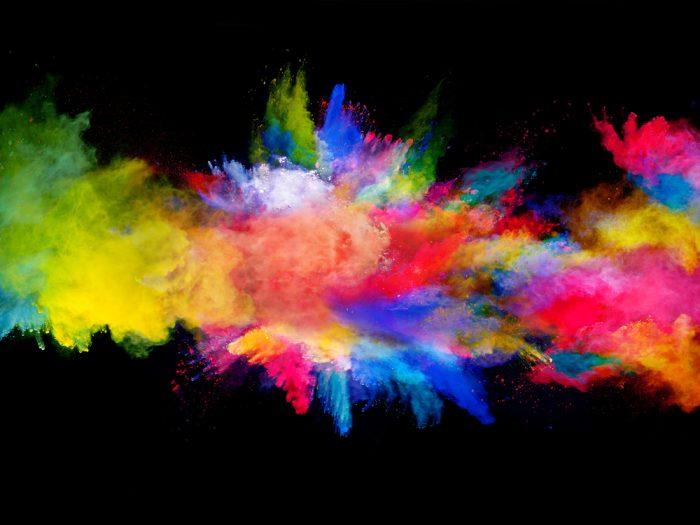 Colores y Grandes empresas