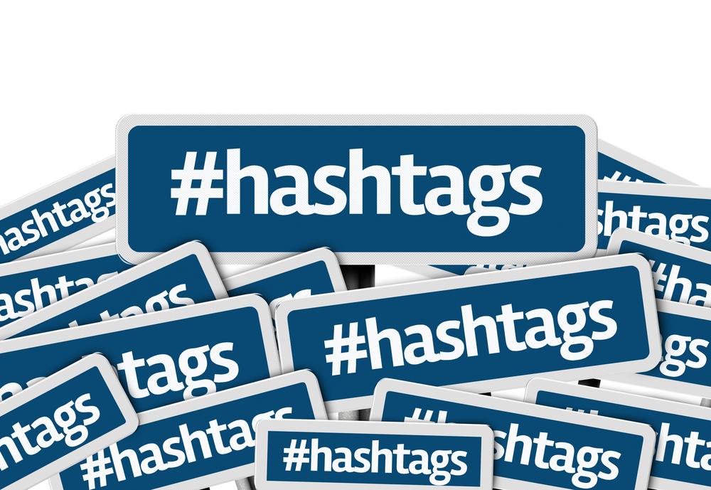 Seja estratégico com as hashtags