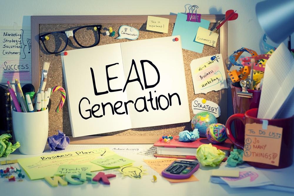 O que é geração de leads?