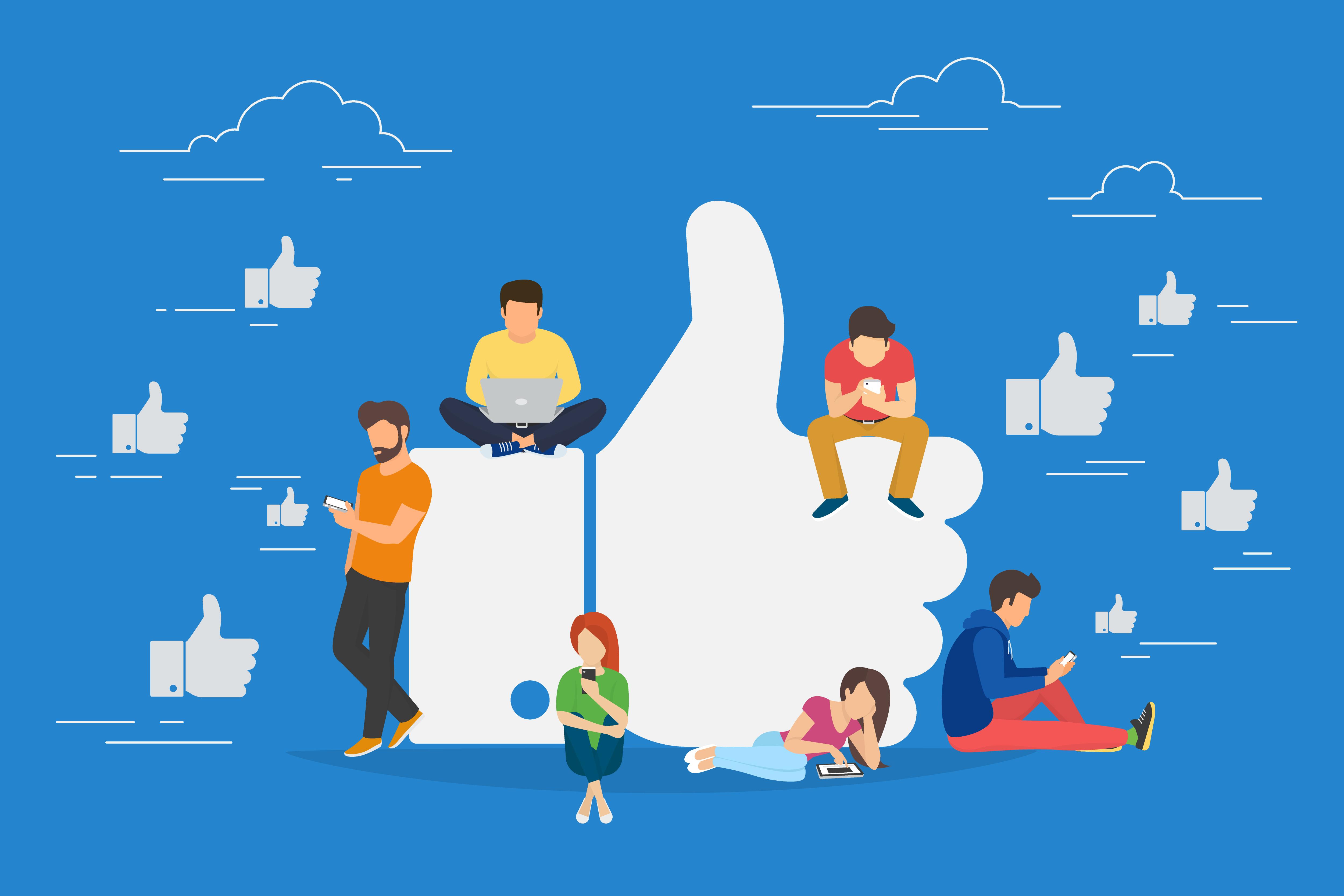 7 formas simples de bombar o seu engajamento no Facebook