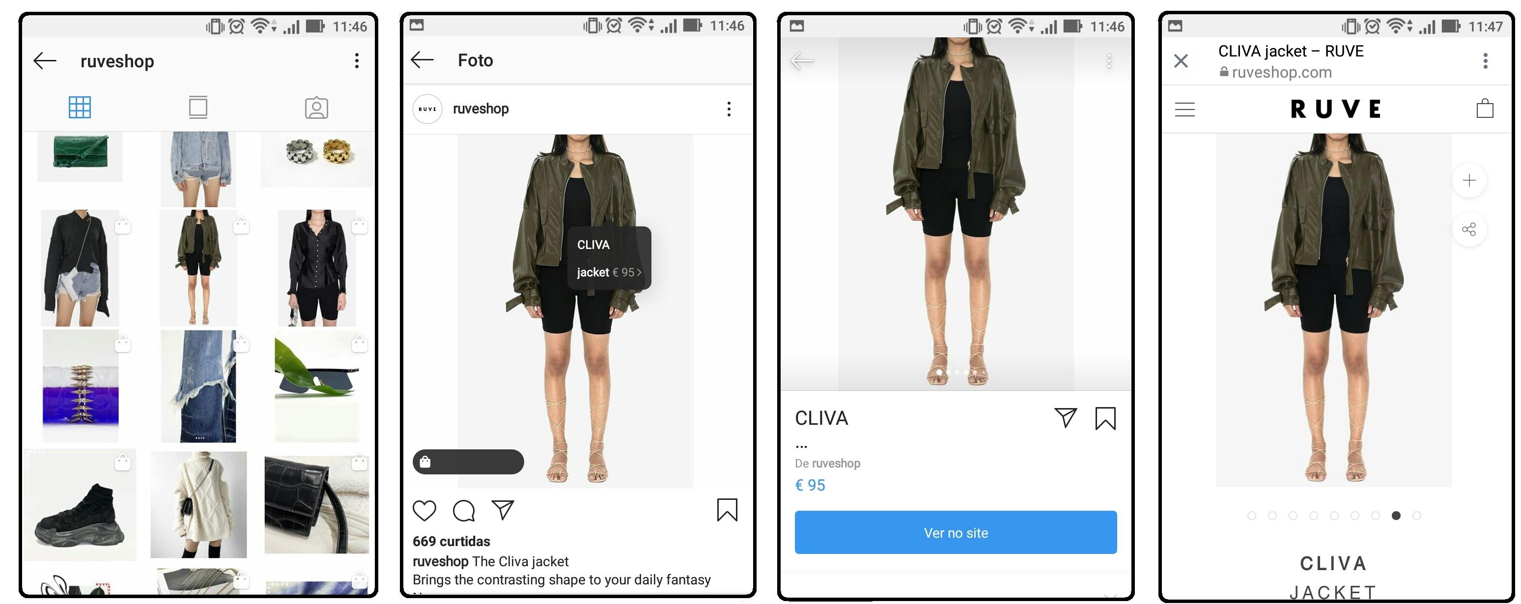 Passo a passo de como vender pelo Instagram Shop