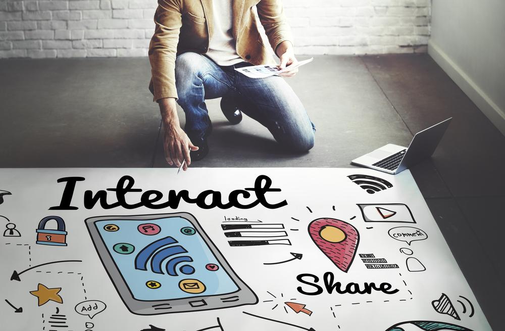 O que é um conteúdo interativo?