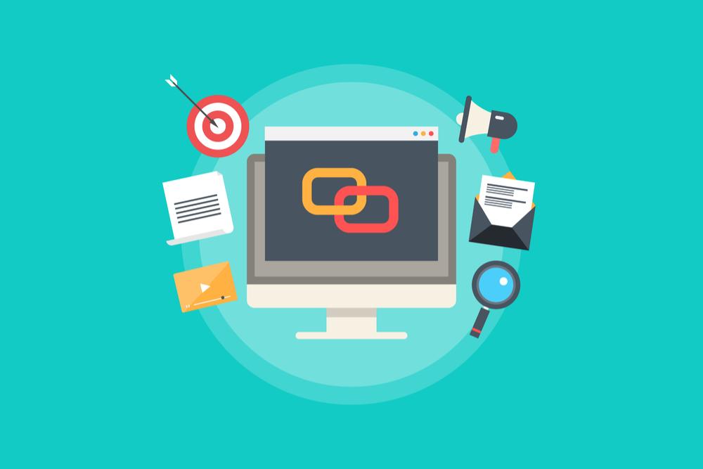 O que é a integração de serviços em uma página?