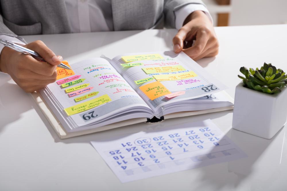 O que é o calendário editorial?