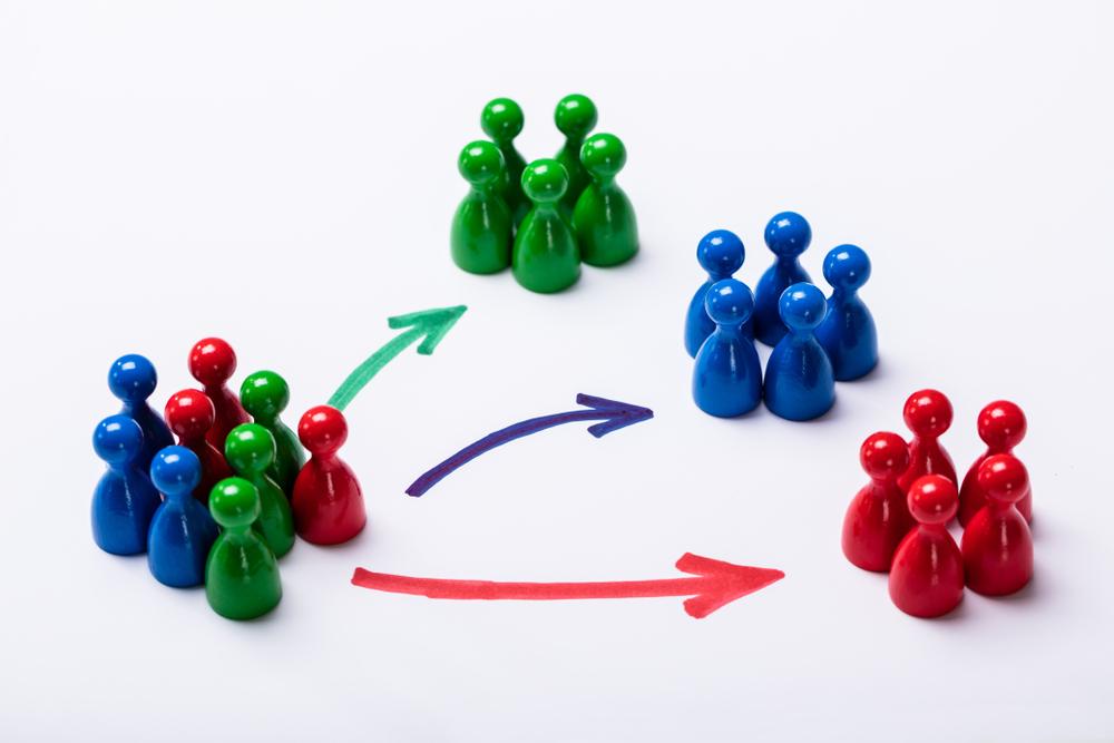 O que é a segmentação demográfica?