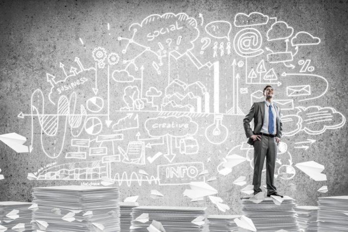 Elaborando estrategias con marketing empresarial