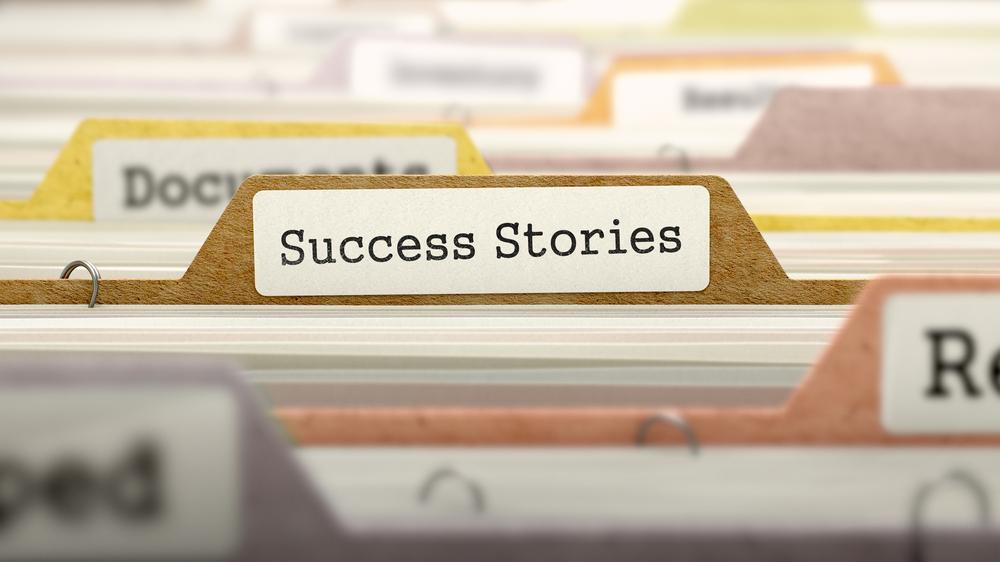 Conte uma boa história