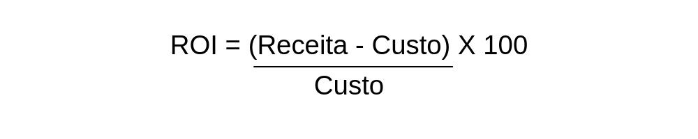 Cálculo ROI