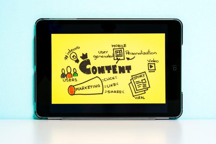Produza e publique conteúdo de valor