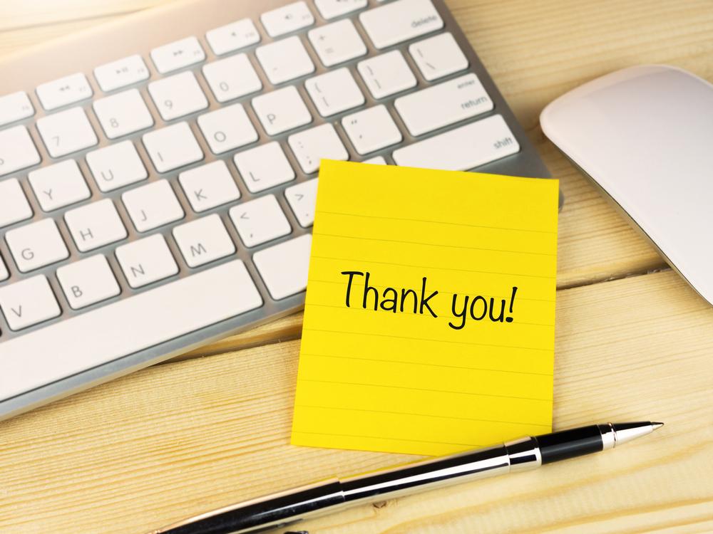 O que é a página de obrigado ou thank you page?