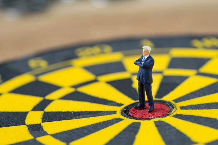 Define objetivos, estrategias y metas