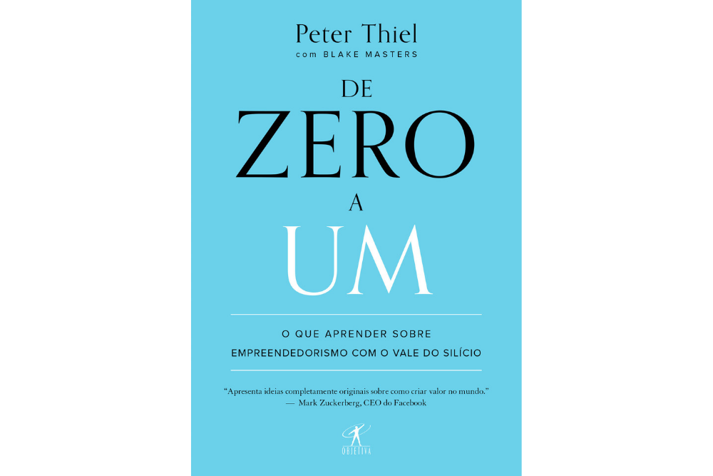 De Zero a Um - Peter Thiel com Blake Masters