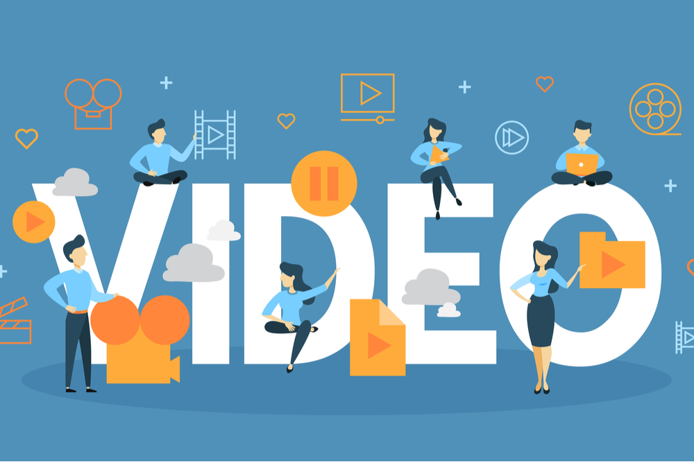 Conclusão como fazer vídeos animados