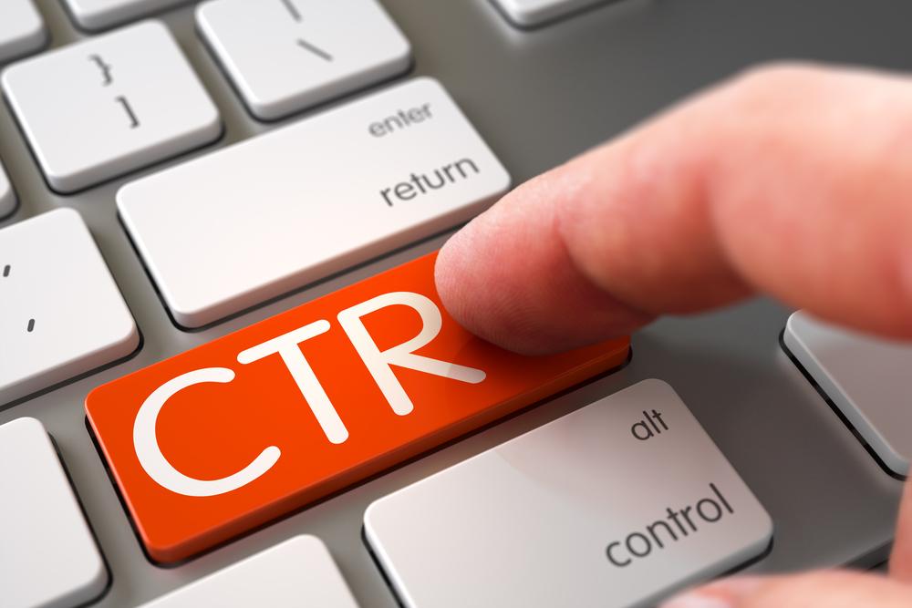 Como calcular a CTR?