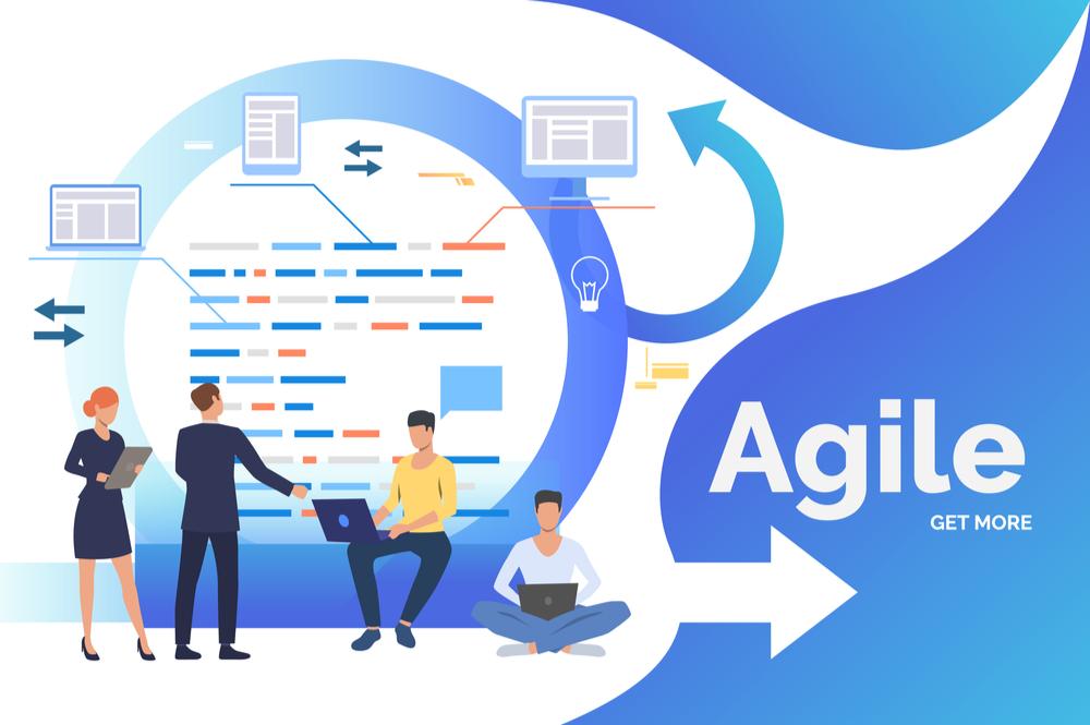 O uso da metodologia ágil além do desenvolvimento de software