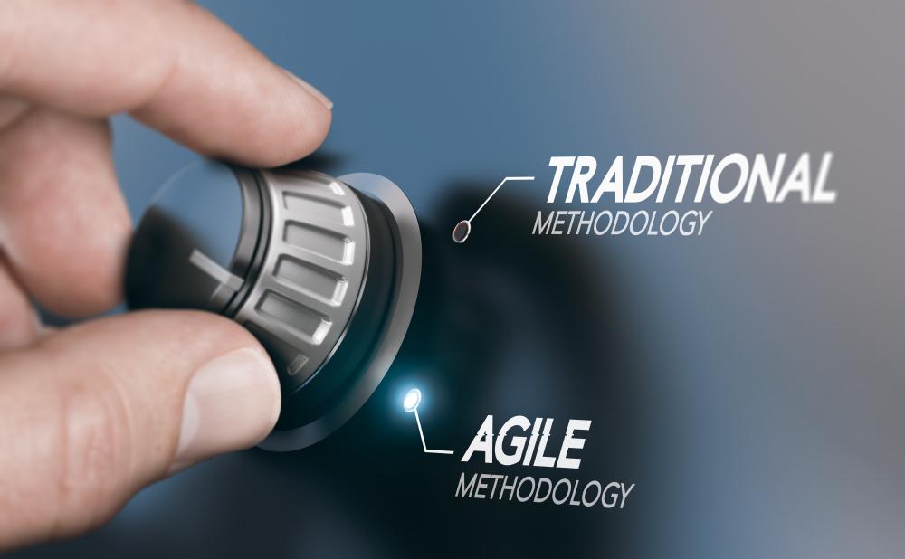 Quando surgiu a metodologia ágil?