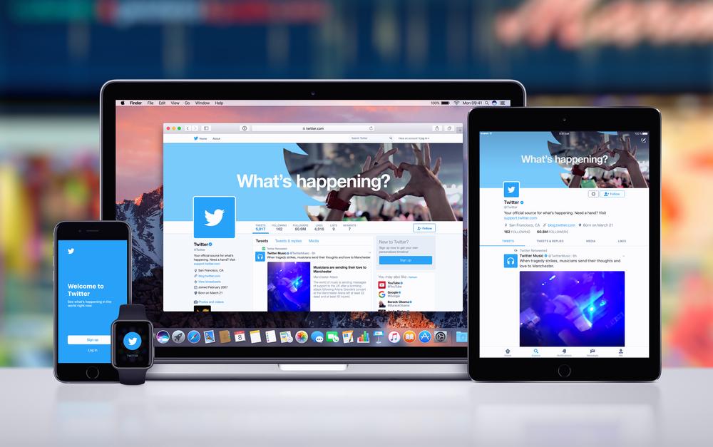 Twitter Ads: tipos de anúncios