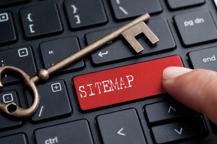 Como fazer um sitemap