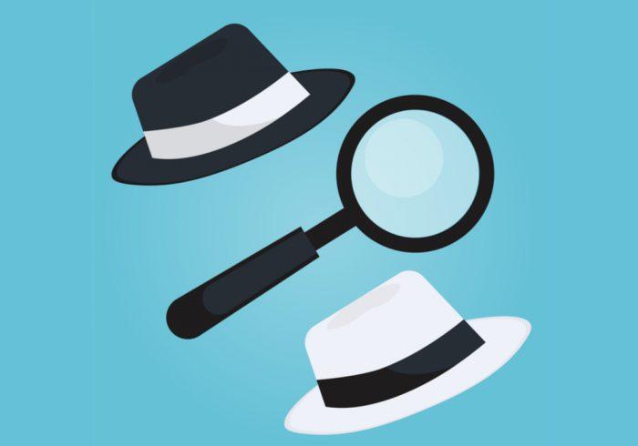 Quelle est la différence entre le SEO chapeau blanc, gris et noir?