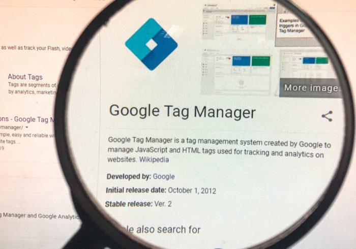 O que é o Google Tag Manager?