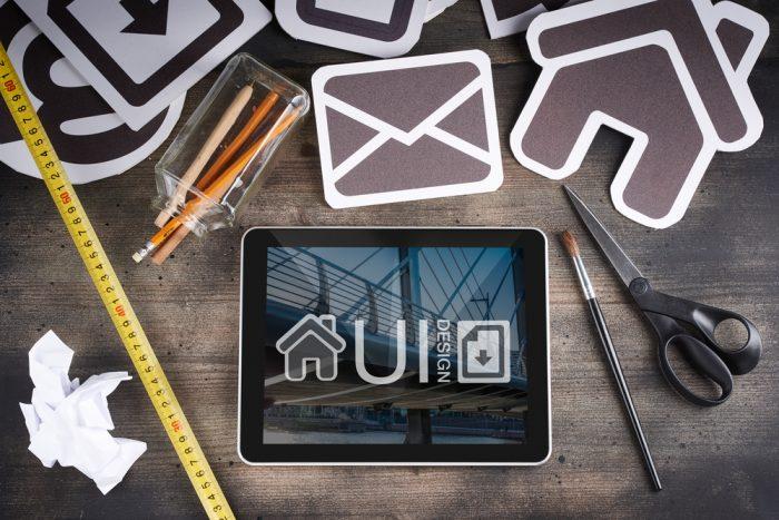 O que é UI design?
