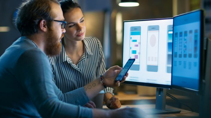 Por que investir em UI design?