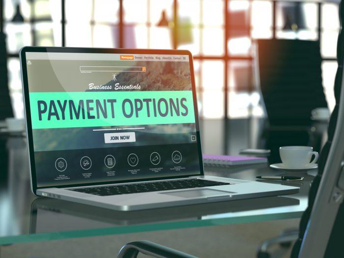 Opções de gateway de pagamento para a sua empresa