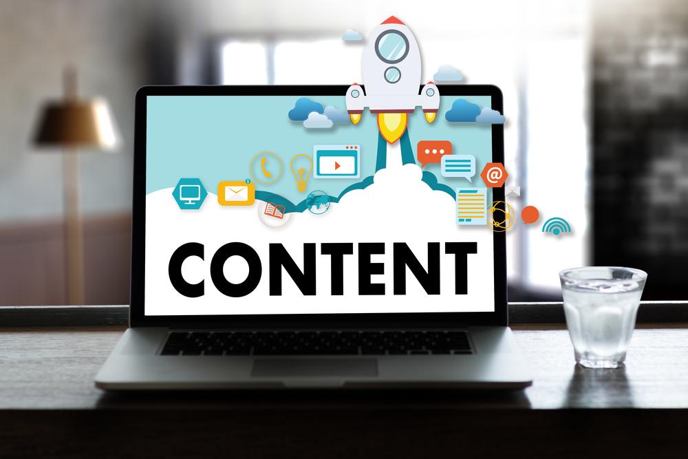 Invista em conteúdo