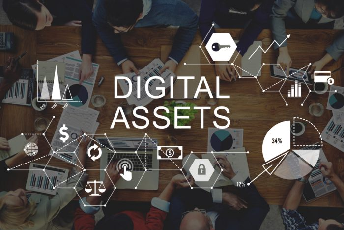 O que são ativos digitais?