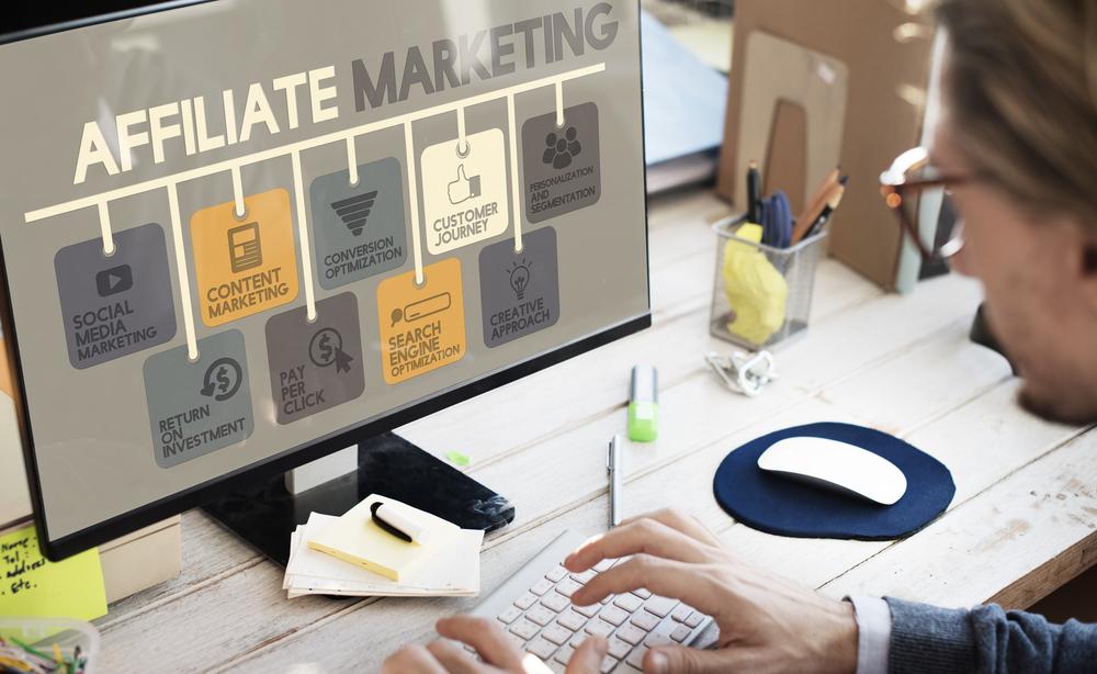 Como usar o marketing de afiliados