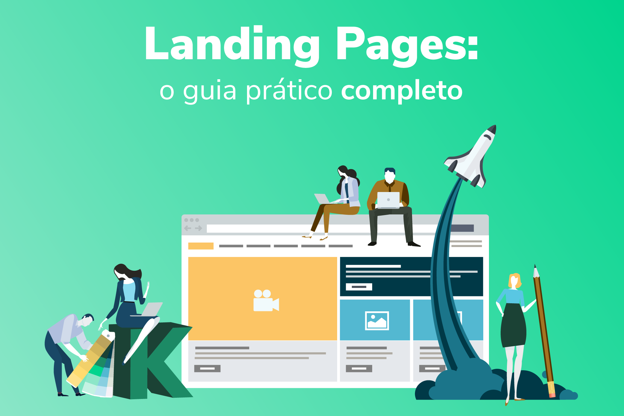 Landing Page: Guia Prático Completo