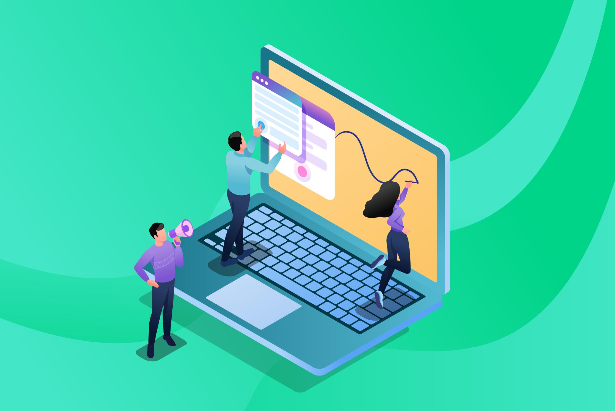 11 tipos de landing page para transformar visitantes em clientes (com exemplos)