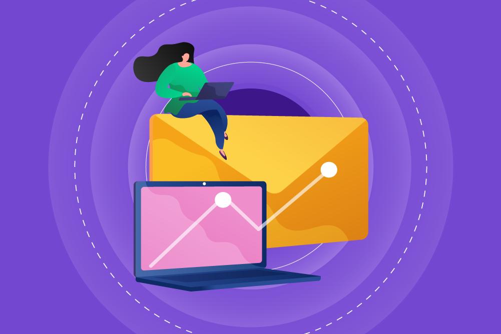 Modelo de email de envio de recompensa