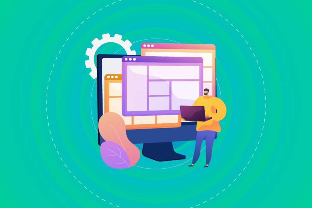 Como criar uma página na internet