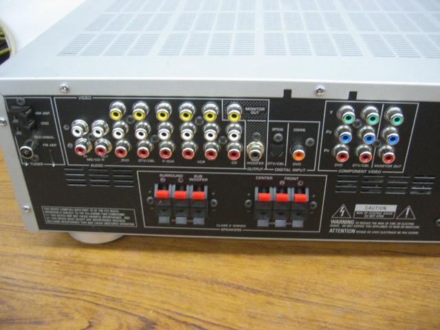 Yamaha HTR 5920 Natural Sound AV Receiver Parts/Repair on