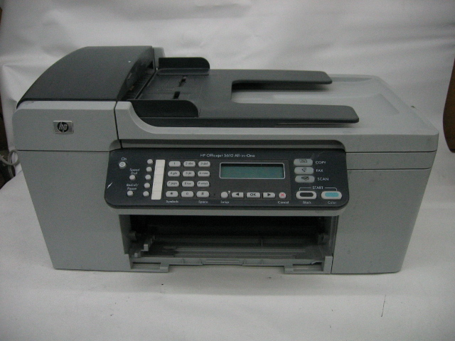 hp officejet 5610 all in one q7320a printer mfp ebay. Black Bedroom Furniture Sets. Home Design Ideas