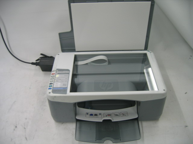 Hp psc 1410 all in one scanner