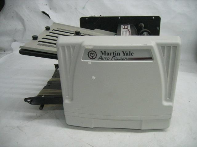 Ac Auto Parts >> Martin Yale 121700 Paper Auto Folder | eBay