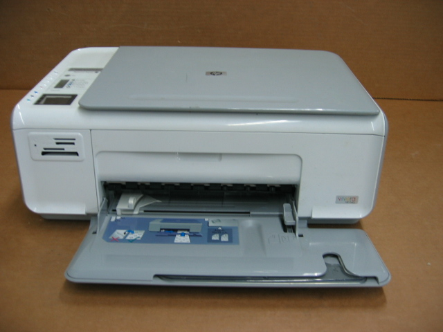 Hp photosmart c4280 all in one printer Download Newest