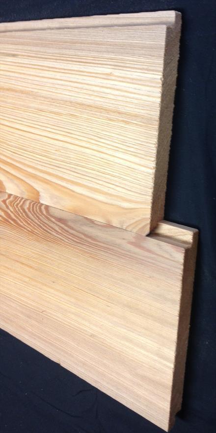 Jimmy S Cypress Cypress Standard Shiplap Siding 1x6
