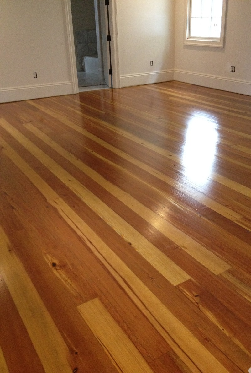 Krantz Recovered Woods Vertical Reclaimed Longleaf Pine