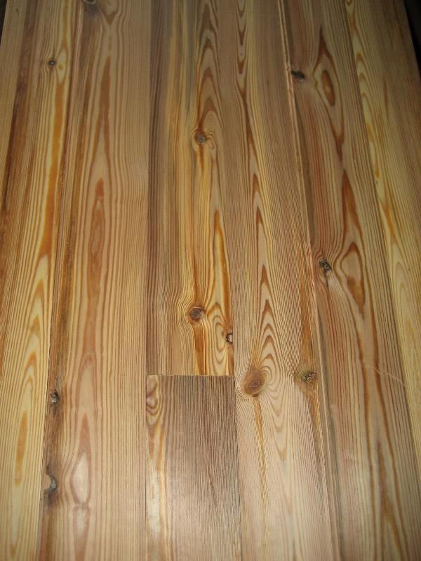 Krantz Recovered Woods Sinker Longleaf Pine T Amp G Flooring 1x6