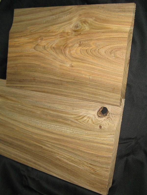 Krantz Recovered Woods Select Sinker Cypress Lap Drop