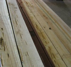Jimmy S Cypress Pecky Cypress Rough Sawn 1x4