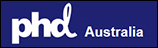 PHD Australia Logo