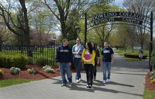 Dowling College - Admissions | ()