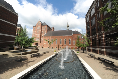 Duquesne University Pittsburgh Pennsylvania College Overview